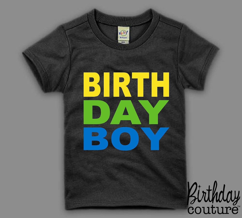 Boy Birthday Shirts Rockwall Auction